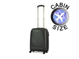 Mała walizka PUCCINI ABS01 C czarna