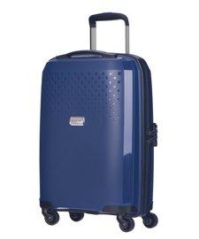 Mała walizka PUCCINI PP010 granatowa