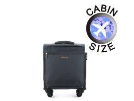 Mała walizka WITTCHEN 56-3S-411 szara