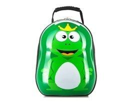 Plecak dziecięcy WITTCHEN 56-3-054 żabka