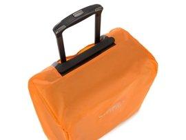Pokrowiec na walizkę 20' WITTCHEN 56-3-041 pomarańczowy (walizki twarde)