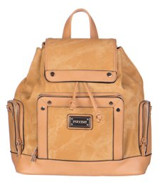 Torebka damska/plecak PUCCINI BC16302  żółty